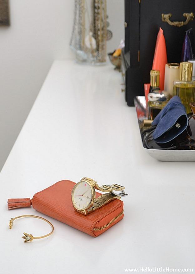 Easy Bedroom Updates: Art and Mirror | Hello Little Home #InteriorDesign #Decor #Makeover
