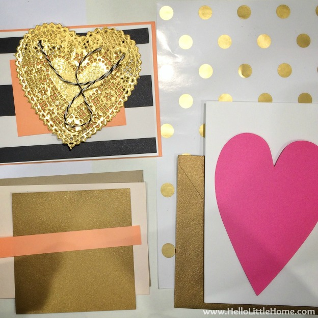 Valentines Workshop at Paper Source | Hello Little Home