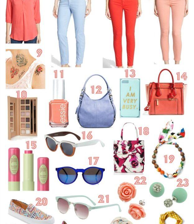 30+ Ways to Brighten a Winter Wardrobe | Hello Little Home #style #fashion #WinterStyle