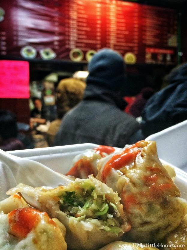 Prosperity Dumpling in Chinatown | Hello Little Home