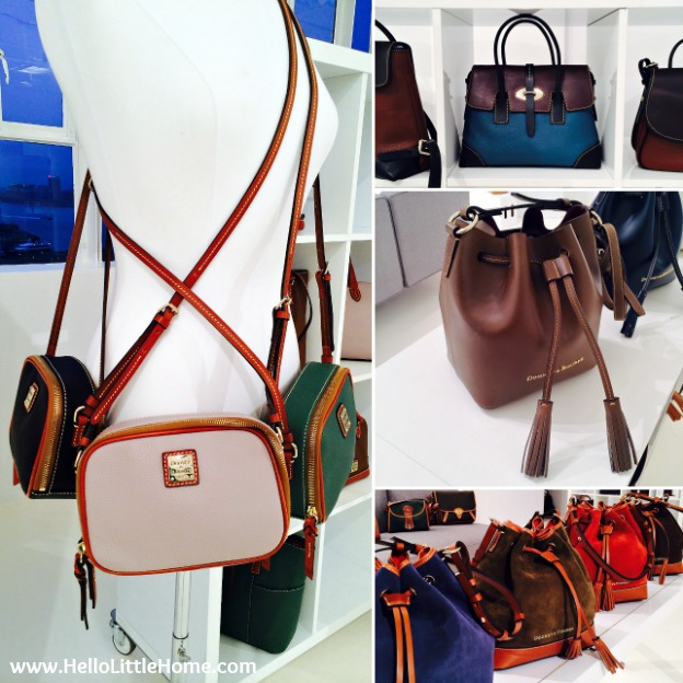 Dooney and Bourke Fall 2015 Favorites | Hello Little Home