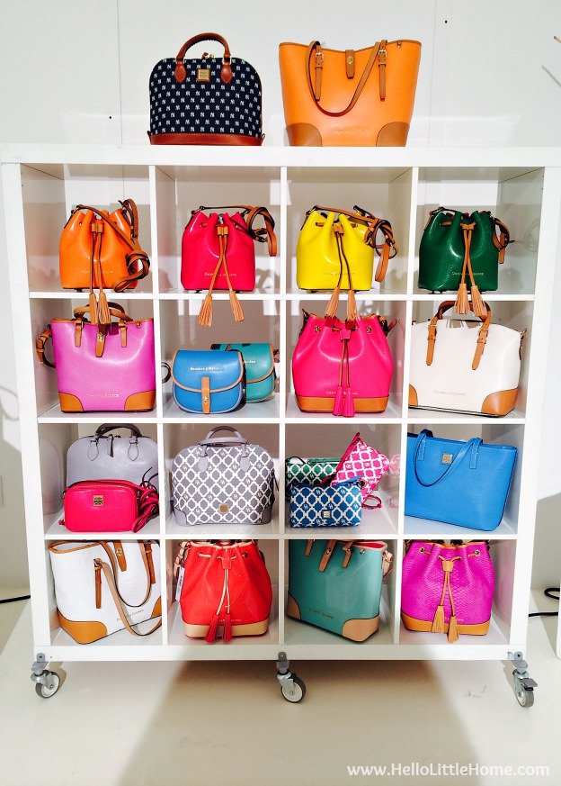 Dooney and Bourke Spring 2015 | Hello Little Home