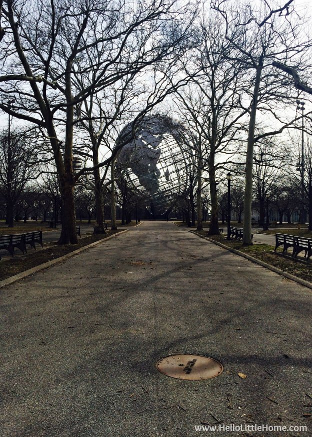 Flushing Meadows Corona Park | Hello Little Home