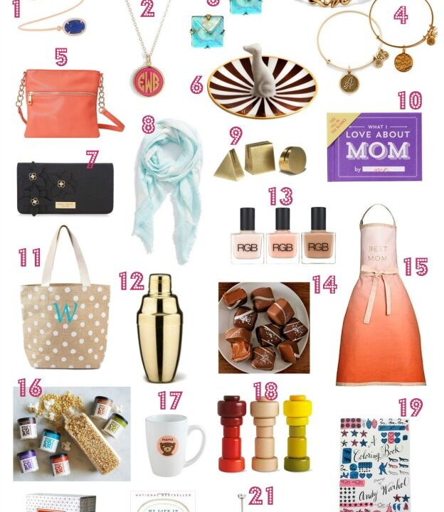 This Mother's Day Gift Guide has something for everyone on your list! |Hello Little Home