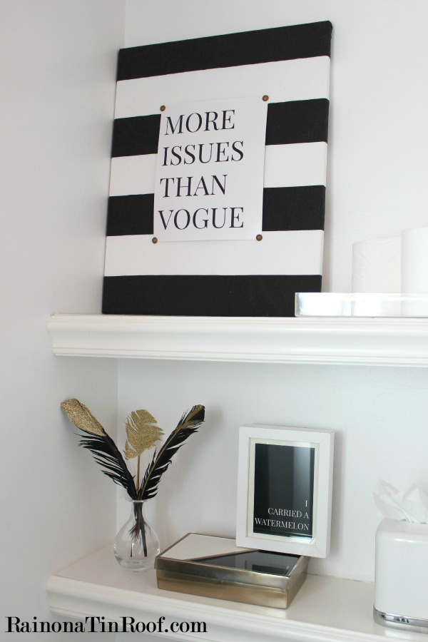 15 Easy DIY Wall Art Projects: DIY Quote Art| Hello Little Home #crafts #artwork