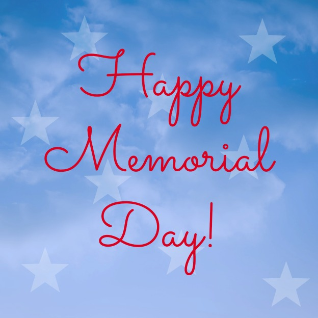 Happy Memorial Day from Hello Little Home!