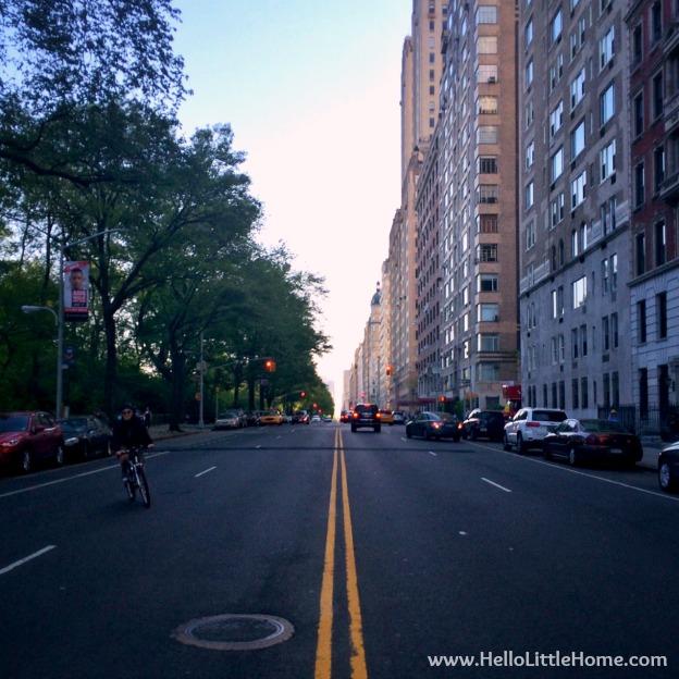 Upper West Side New York | Hello Little Home