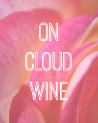 This On Cloud Wine Free Printable will make any wine lover happy! | Hello Little Home