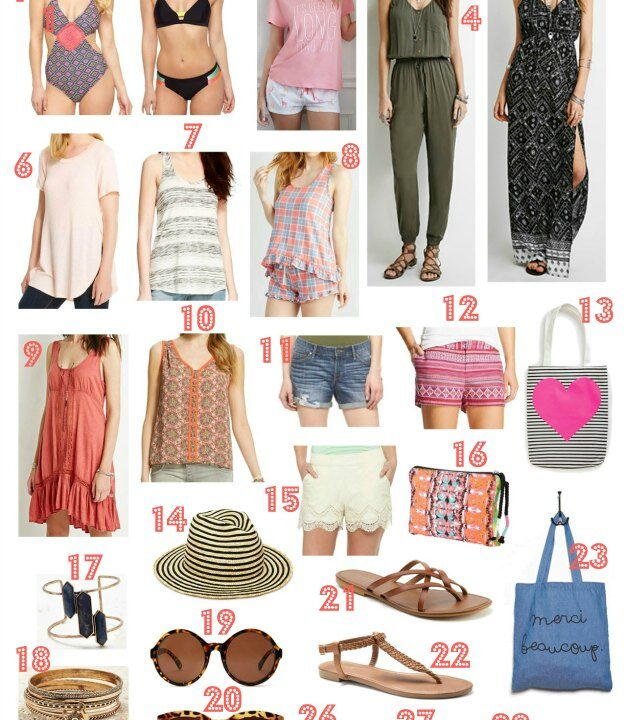 25+ Summer Style Steals ... All under $30! | Hello Little Home