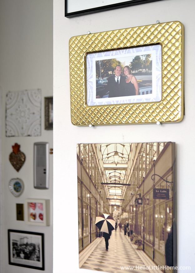 Gallery Wall Inspiration: Gathering Photos | Hello Little Home
