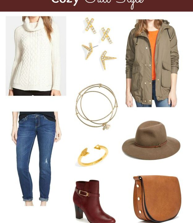 Get the look ... cozy fall style! | Hello Little Home