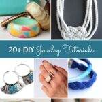 20+ DIY Jewelry Tutorials | Hello Little Home
