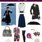 3 DIY Halloween Costume Ideas: Mary Poppins (click through for 2 more!) | Hello Little Home
