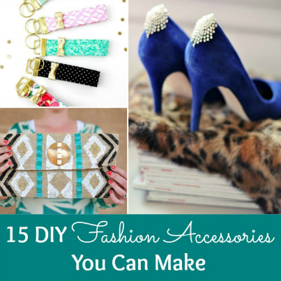 DIY Fashion Accessories