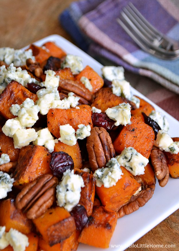 Butternut Squash With Pecans And Blue Cheese Recipes — Dishmaps