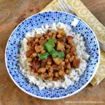 Easy Chickpea Potato Curry