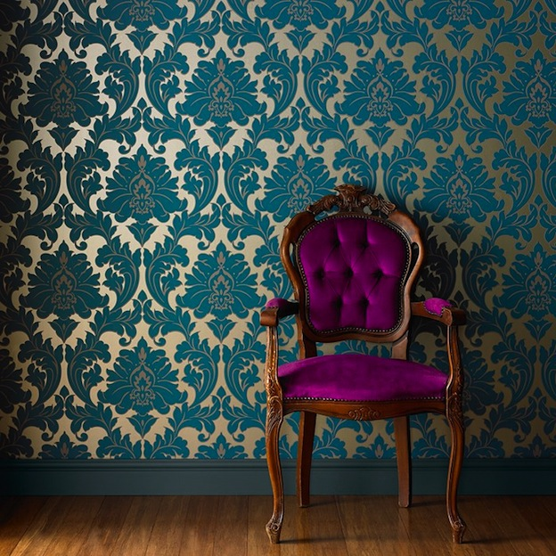 My favorite home decor trends for Home wallpaper trends