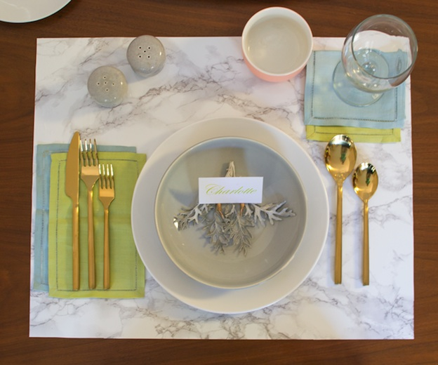 Mable Placemats from Home-ology, featured on The Ultimate DIY Christmas Gift Guide: 50+ Gift Ideas for Everyone on Your List! | Hello Little Home