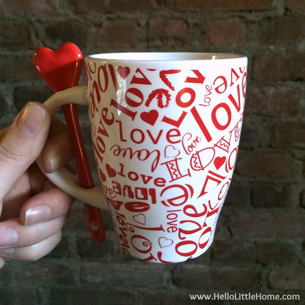 Cute Love Mug | Hello Little Home