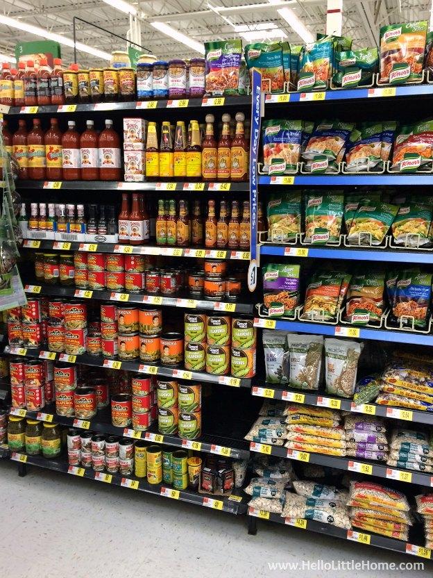 La Morena at Walmart | Hello Little Home