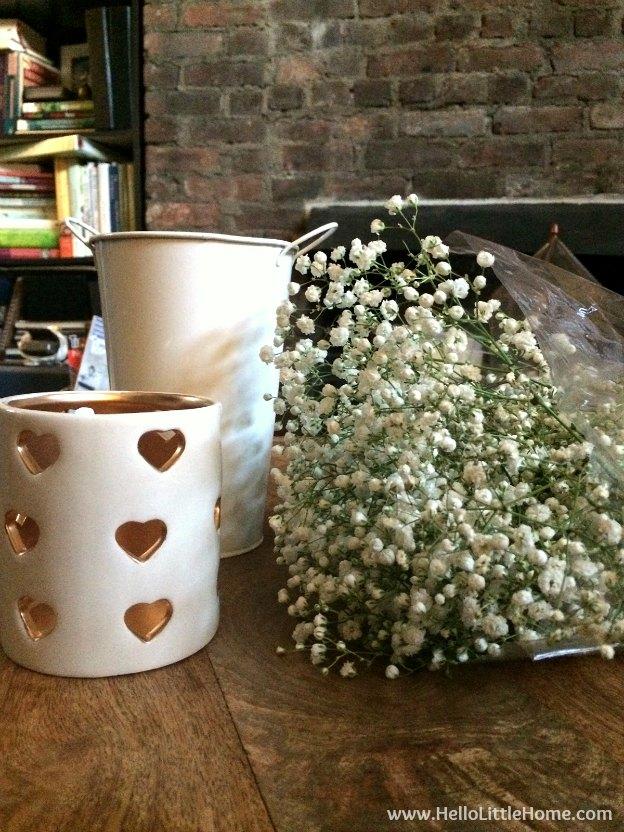Valentine's Day Prep | Hello Little Home