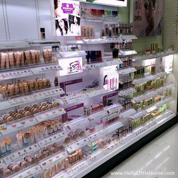 Essence Cosmetics at Target | Hello Little Home