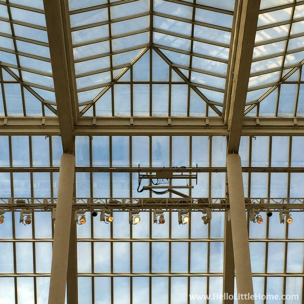 Atrium at the Met | Hello Little Home