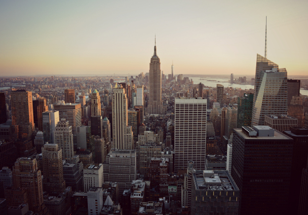 New York Skyline | Hello Little Home