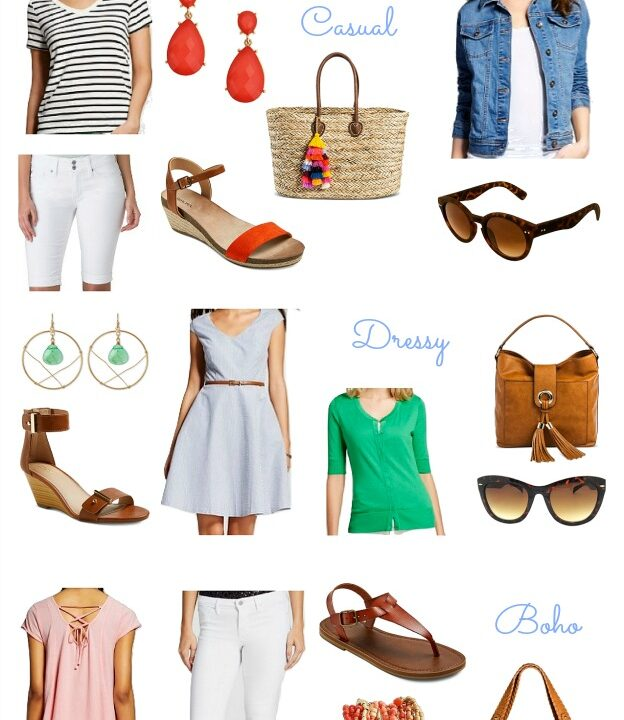3 Cute Spring Outfits under $100! | Hello Little Home