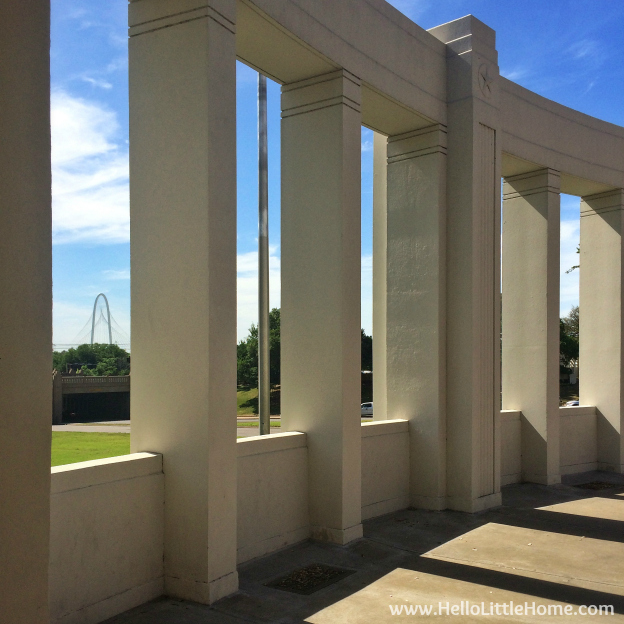 Dealey Plaza Dallas | Hello Little Home