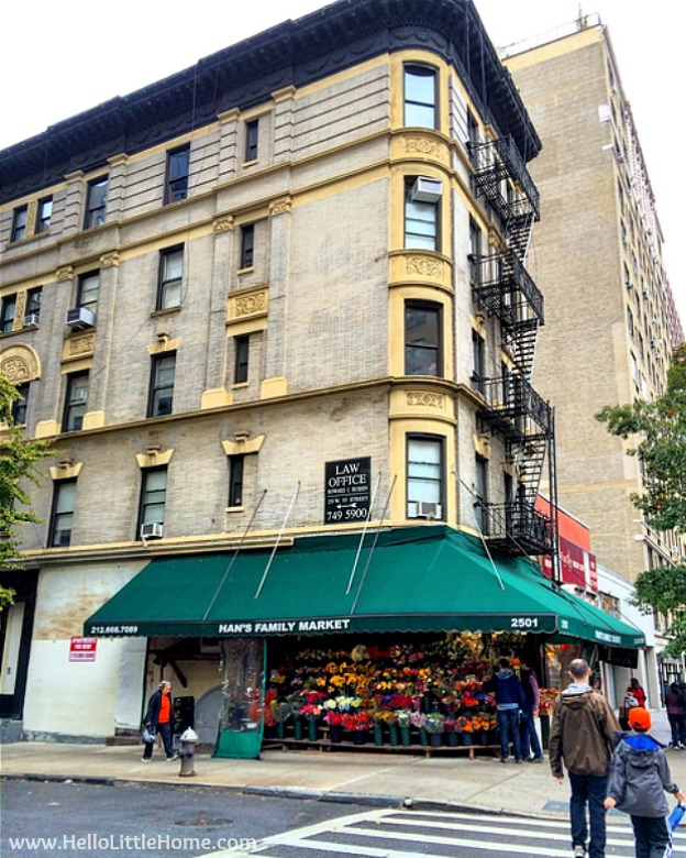 So, you want to visit or move to New York? Check out all my tips and tidbits garnered from my years living in NYC! Corner Stores. | Hello Little Home