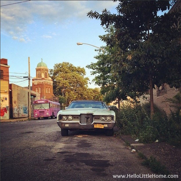 So, you want to visit or move to New York? Check out all my tips and tidbits garnered from my years living in NYC! Get rid of your car.   Hello Little Home