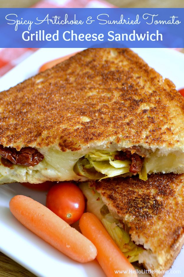 grilled cheese Archives | Hello Little Home