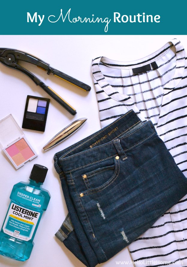 Time saving tips from my morning routine + a bold summer makeup tutorial! | Hello Little Home