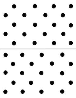 """""""Polka Dot"""" DIY Zipper Pouch Design"""