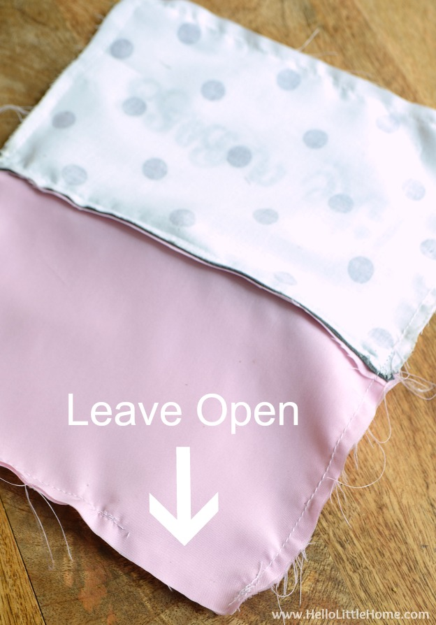"""Step by step tutorial for making a cute """"Like a Boss"""" DIY Zipper Pouch! This easy tutorial covers all the steps - from sewing the pouch to making the tassels - plus, learn how to create your own custom design! 