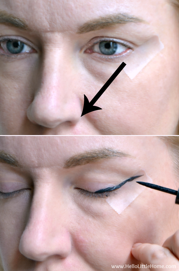 Master The Cat Eye With One Easy Trick Hello Little Home