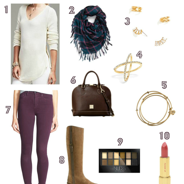Casual Thanksgiving Outfit | Hello Little Home