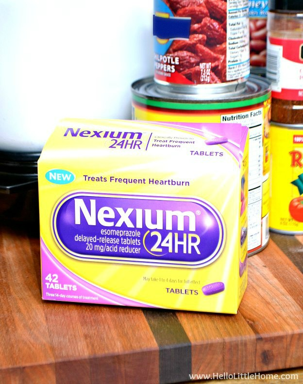 Nexium® 24HR at Walmart | Hello Little Home