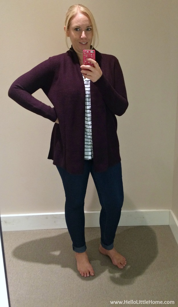 Five fall fashion trends anyone can wear ... wine! Update your fall wardrobe with these trendy, but classic clothes that you can wear this season and beyond!   Hello Little Home