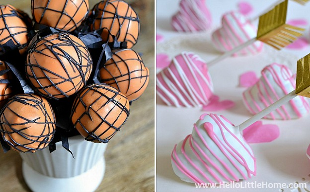 Hello Little Home Cake Pop Recipes