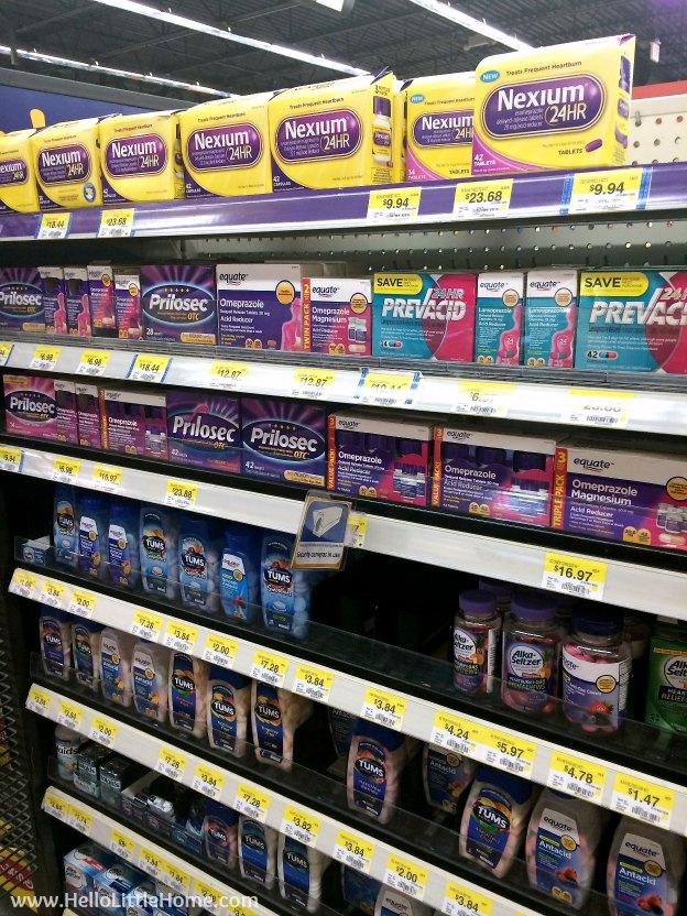 Nexium® 24HR at Walmart   Hello Little Home