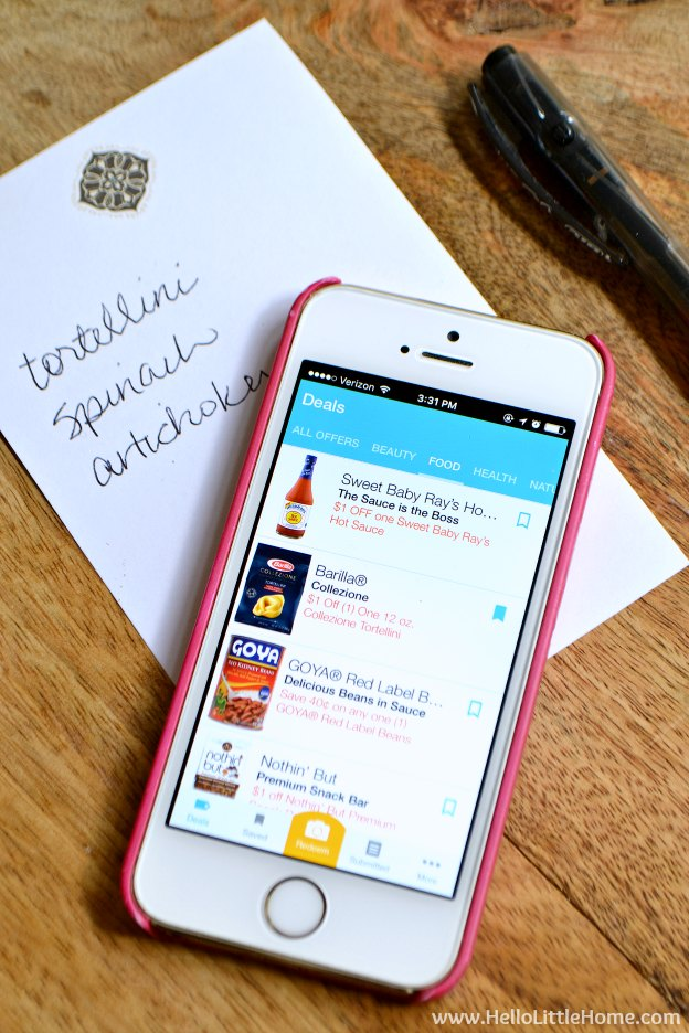 How to get free stuff! Sign up for money saving apps, like MobiSave!   Hello Little Home