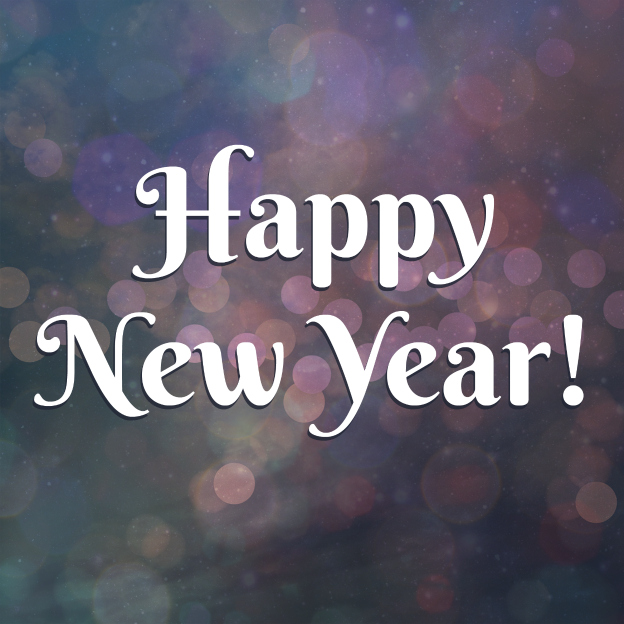 Happy New Year from Hello Little Home!