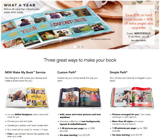 How to Create a Yearly Family Photo Book ... learn how to organize your family photos in an easy to make family photo album using Shutterfly! This family yearbook is a great way to preserve treasured memories, while finally getting those photos off your phone! | Hello Little Home