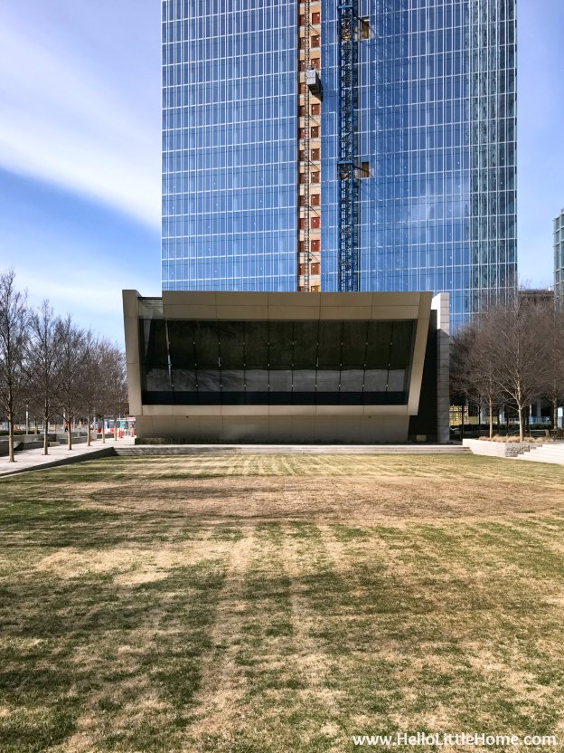 48 Hours in Oklahoma City travel guide! Take a tour of this fun, walkable city ... you won't believe all the things to do in Oklahoma City! Devon Auditorium | Hello Little Home