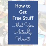 How to get free stuff ... that you actually want! Check out my tips and tricks to get everything from cosmetics to movie screenings for free or cheap! | Hello Little Home