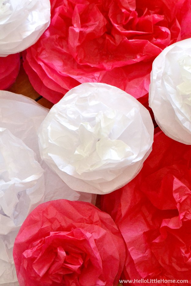 cheap tissue paper pom poms Shop for bulk pom poms on bulk 18pcs mixed coral mint white diy tissue paper flower pom poms wedding birtday wholesale charms, cheer mom, cheerline, pom.