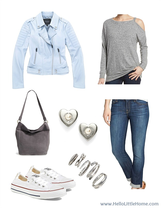 3 Easy Spring Outfit Ideas ... from casual to dressy, you are going to love these cute ideas for women! | Hello Little Home