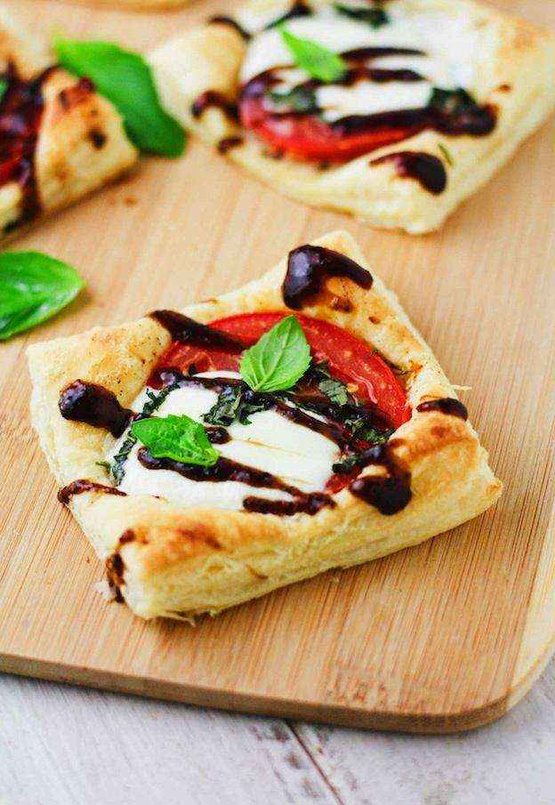 150+ Vegetarian Easter Recipes that are perfect for your holiday dinner or brunch, including this Mini Caprese Tarts from It's Cheat Day Everyday! Find tons of vegetarian and vegan recipe ideas - from healthy appetizers to decadent desserts - that your whole family will love! Hello Little Home